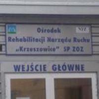 Ośrodek Rehabilitacji, Krzeszowice zasobnik 1500 litrów na wodę zdrojową